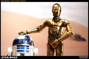 Ultimately, if I had robotic children, I hope to have a R2D2′s. (Instead of an argumentative  C3P0.)