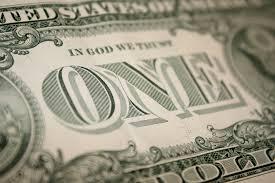 dollar up close