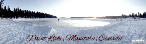 paint lake manitoba march 2015 - 2