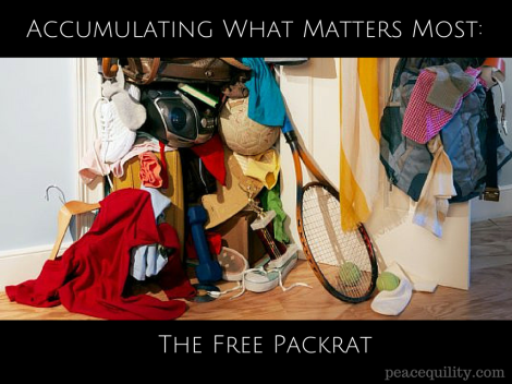 Accumulating What Matters Most