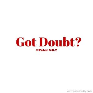 Got Doubt-