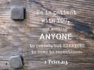 2 Peter 3:2
