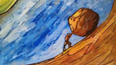 King Sisyphus