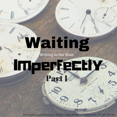 Waiting Imperfectly Part I