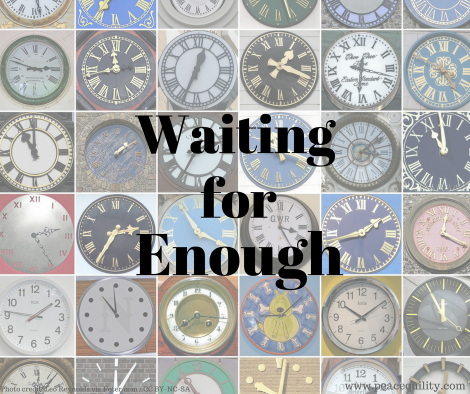 waiting-for-enough